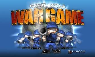 Screenshot of Great Little War Game