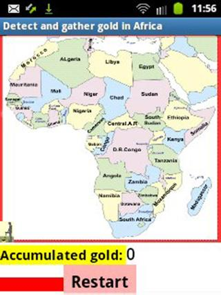 Gold in Africa