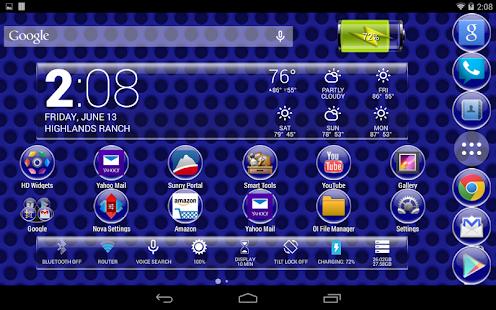 LC Blue Sphere2 Nova/Apex Screenshot 9