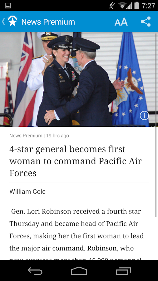Honolulu Star-Advertiser - screenshot
