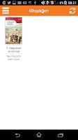 "Screenshot of TTNET Kitap ""Yeni"""