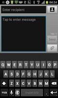Screenshot of Jelly Bean 4.2 Keyboard