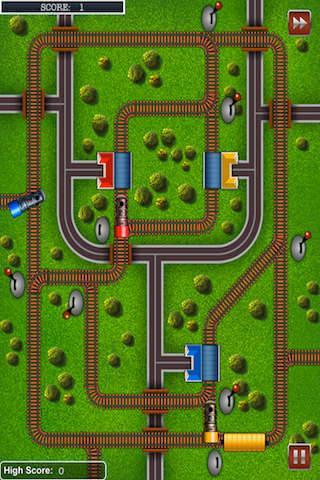 Railroads Simulator