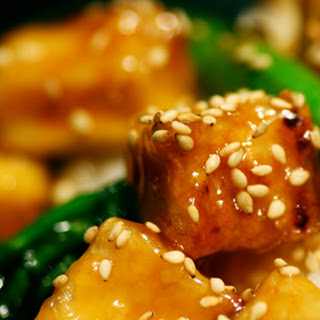 Better-Than-Takeout Sesame Tofu.