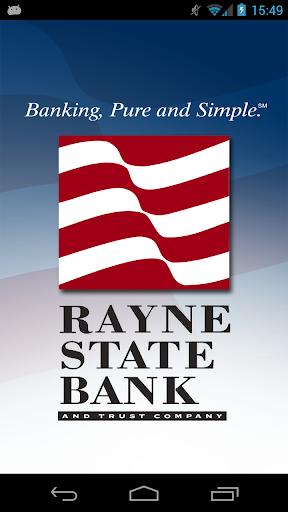 Rayne State Bank Mobile