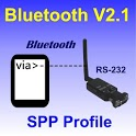 Bluetooth Serial Port Terminal icon
