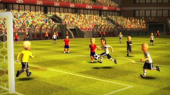 Striker Soccer Euro 2012 - screenshot thumbnail