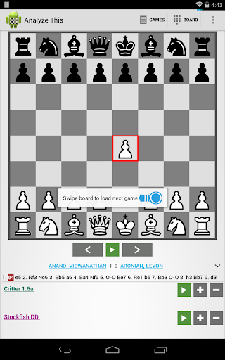 Chess - Analyze This (Free) 5.1.2 screenshots 4