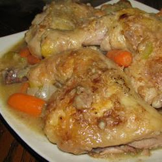 Soul Smothered Chicken.