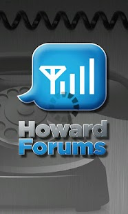 The HowardForums App Screenshot 1