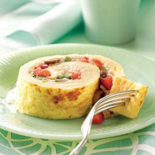 Spiral Omelet Supreme Recipe.