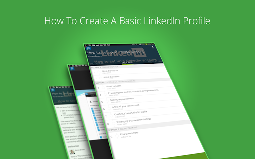 【免費教育App】Basic Linkedin Guide-APP點子