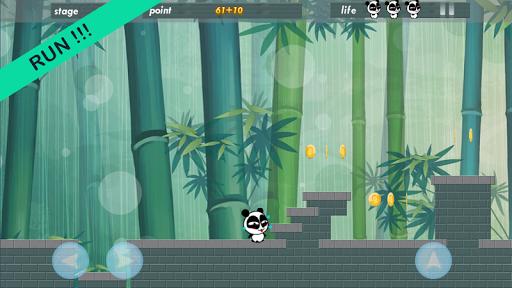 Jungle Panda Run HD