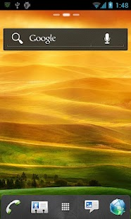 HTC Sense GO Launcher EX Theme - screenshot thumbnail