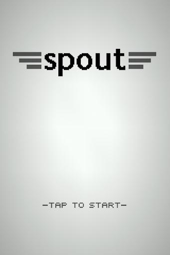Spout: monochrome mission