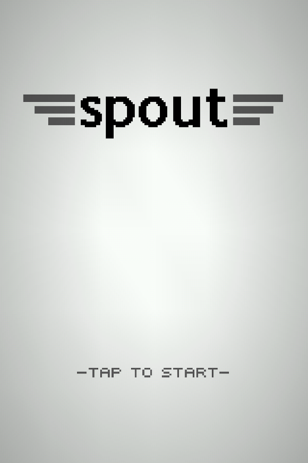 Spout: monochrome mission- screenshot