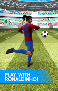 Ronaldinho Super Dash - screenshot thumbnail