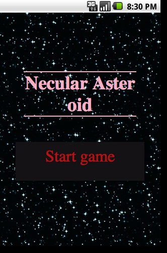 Neuclear Asteroid