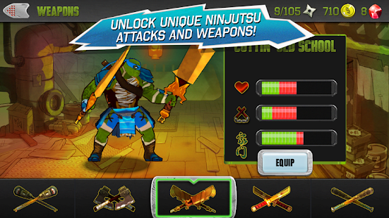 TMNT: Brothers Unite- screenshot thumbnail