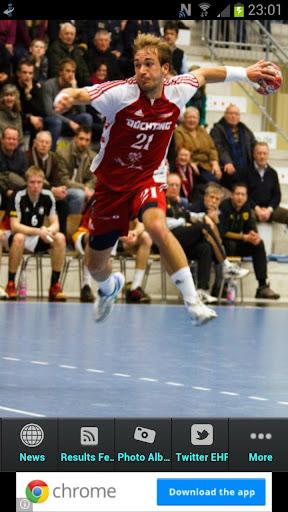 Handball Fans App