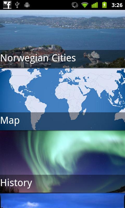 Norway Offline Travel Guide- screenshot