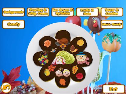 Thanksgiving-Cake-Maker 10