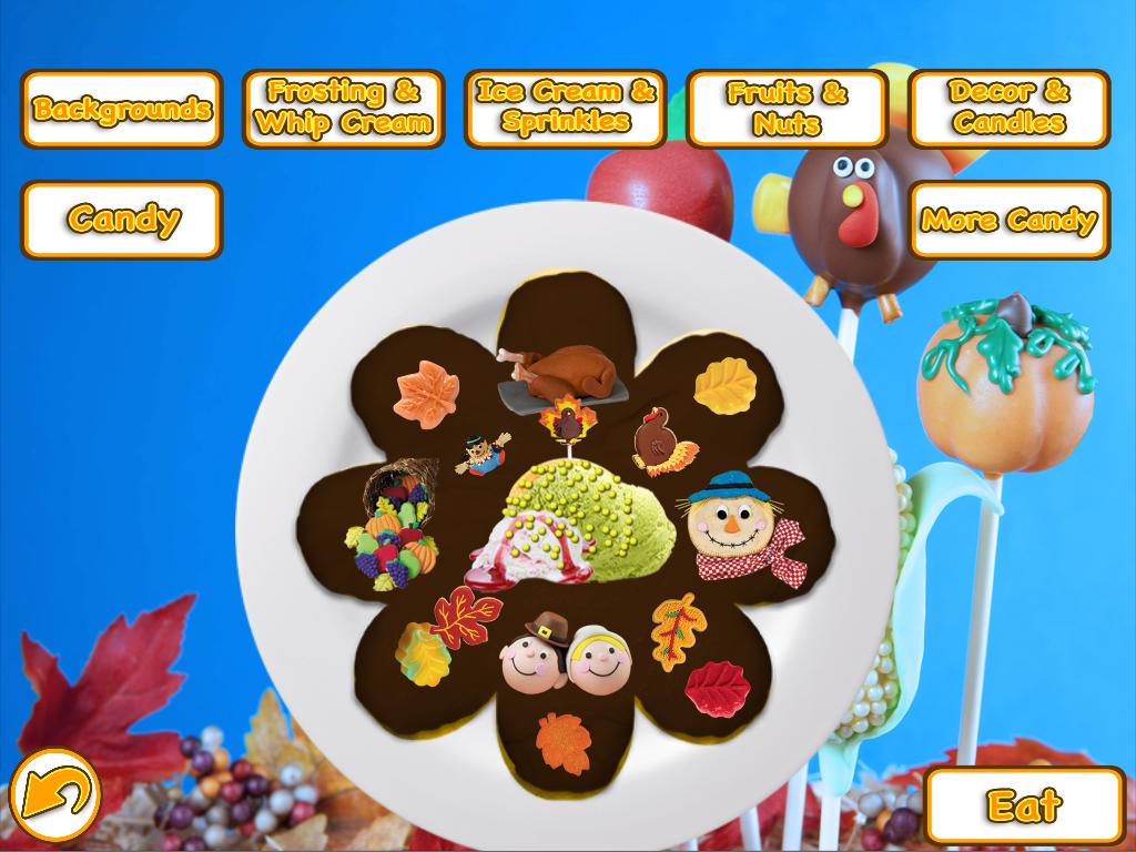 Thanksgiving-Cake-Maker 22