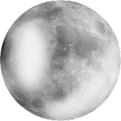 Индикатор фазы луны