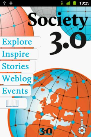 Society 3.0 - screenshot