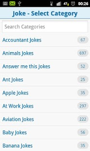 40000 Jokes: Awesome & Funny ! - screenshot thumbnail