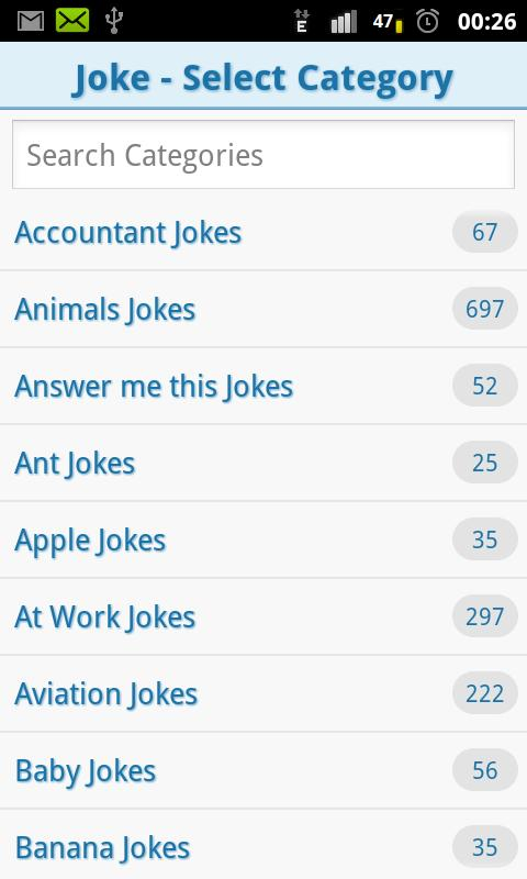 40000 Jokes: Awesome & Funny ! - screenshot