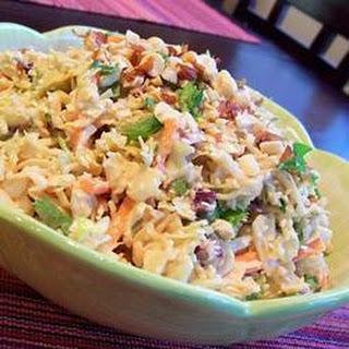 Vegan Coleslaw Recipe