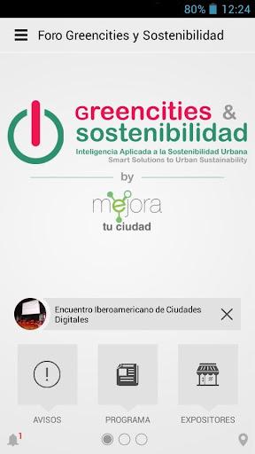 Greencities Sostenibilidad
