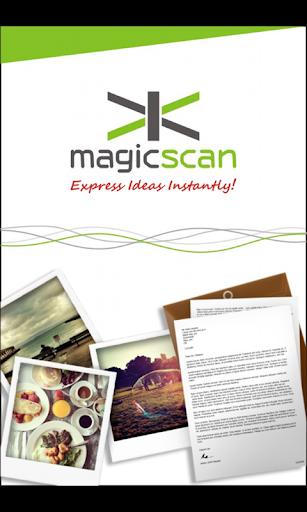 MagicScan
