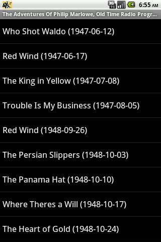 玩音樂App Adventures of Philip Marlowe 1免費 APP試玩