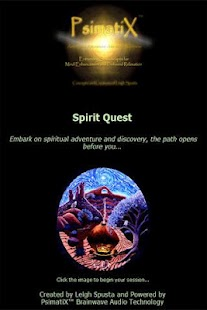 Musical Journey into Spirit - screenshot thumbnail