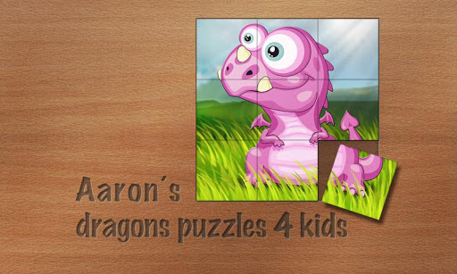 Aarons Dragon Games for Kids