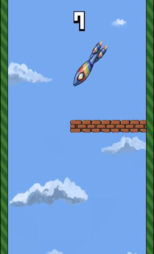 【免費休閒App】Wobble Rocket-APP點子