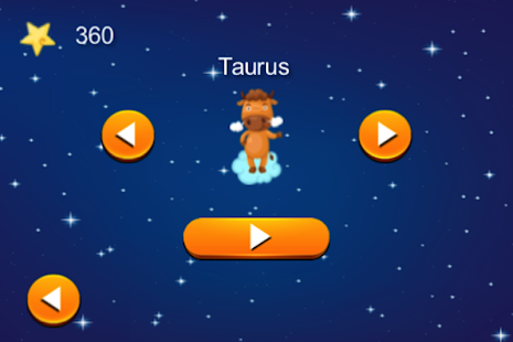 A Daily Horoscope Game - screenshot thumbnail