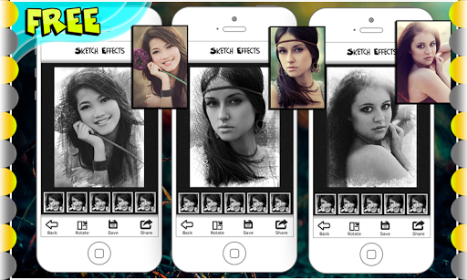 【免費攝影App】Pencil Sketch Photo Effects-APP點子