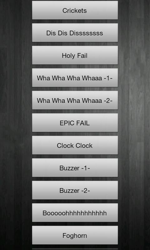 EPIC FAIL Soundboard - screenshot