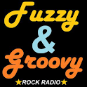 Fuzzy & Groovy Rock Radio icon