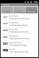 Screenshot of Canal Plus Ahora (C+)