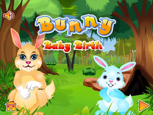 兔子出生的女孩遊戲