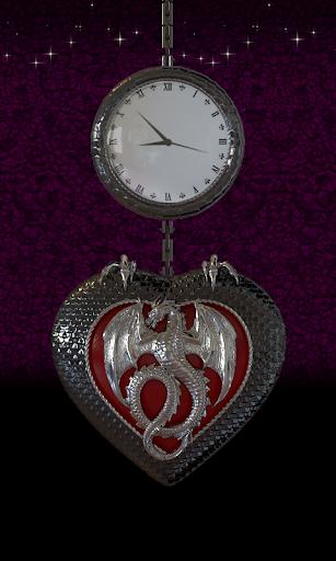 3D Dragon Heart Fantasy HD LWP