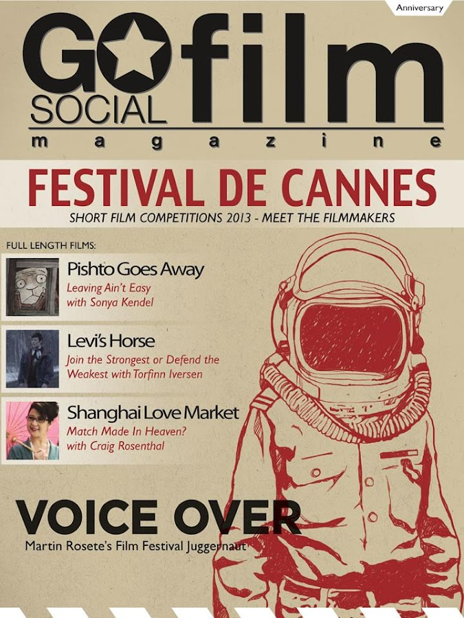 Go Social Film Magazine - screenshot