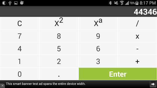 Stack Calculator