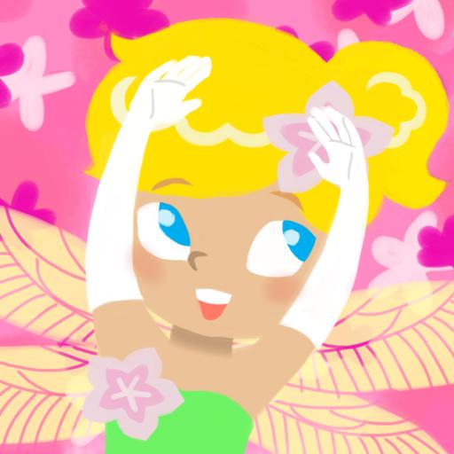 花仙子芭蕾舞團:專為孩子們準備的芭蕾仙子拼圖遊戲。 教育 App LOGO-APP試玩