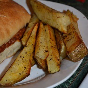 Baked French Fries II