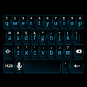 Dark ICS Keyboard Skin logo